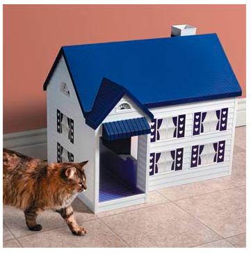 Litter Box House Cat litter box furniture, Litter box