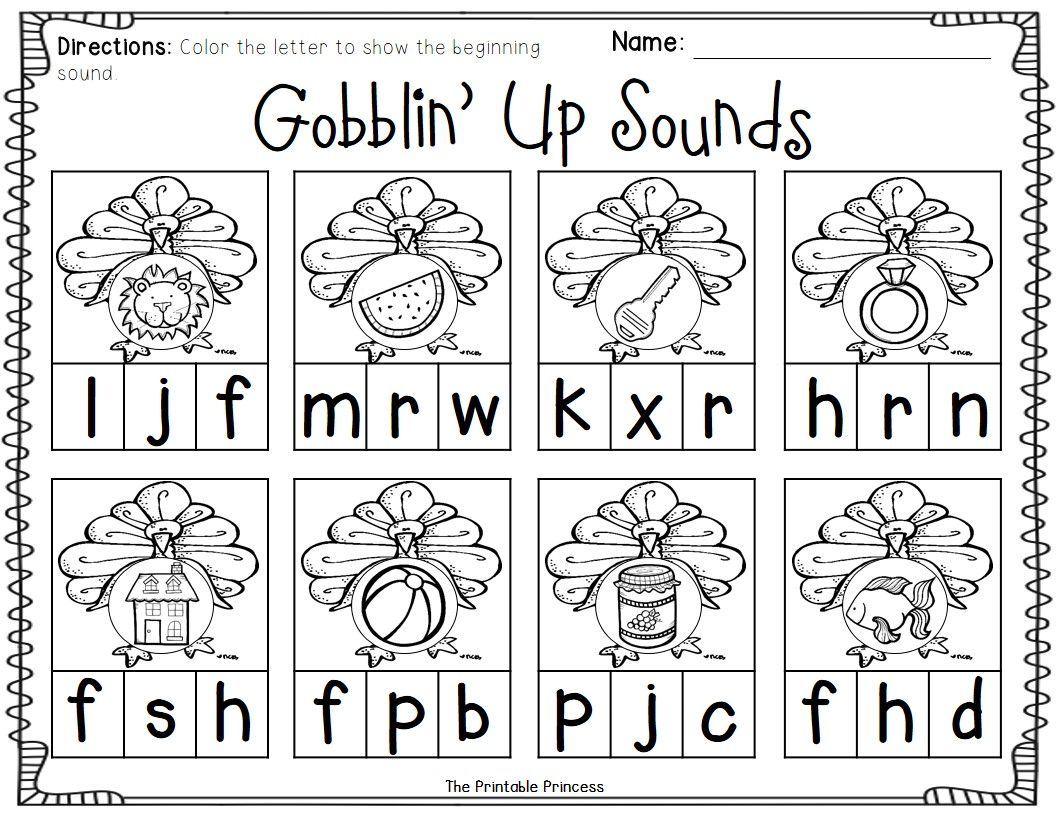 worksheet Kindergarten Rhyming Worksheets party like a pilgrim thanksgiving activities and centers for kindergarten