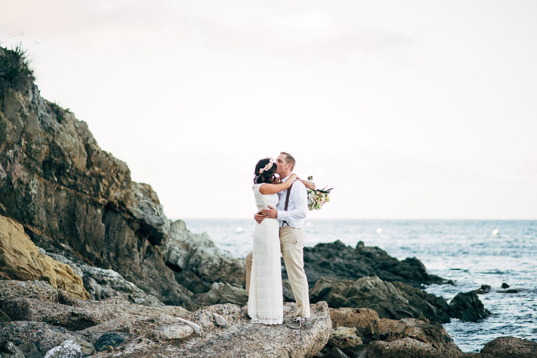 A+C // A Catalina Island Wedding (With images) Wedding