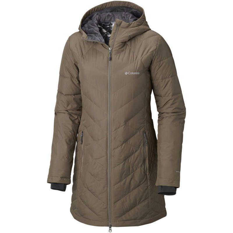 Heavenly Long Hdd Jacket Télikabát, parka Kabátok Női