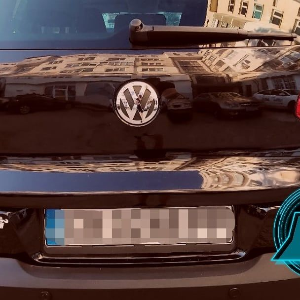 Professional and stylish. Homemade. #carstyle #diy #auto #cartuning #carexterior #carstickers #caremblems