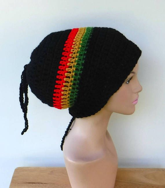 8adfe339d97 2 in 1 Dread tube or slouchy hat