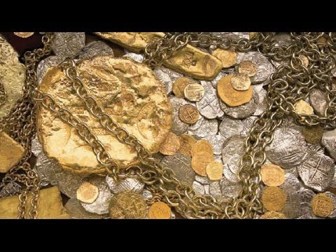 Oak Island Buried Treasure Mystery
