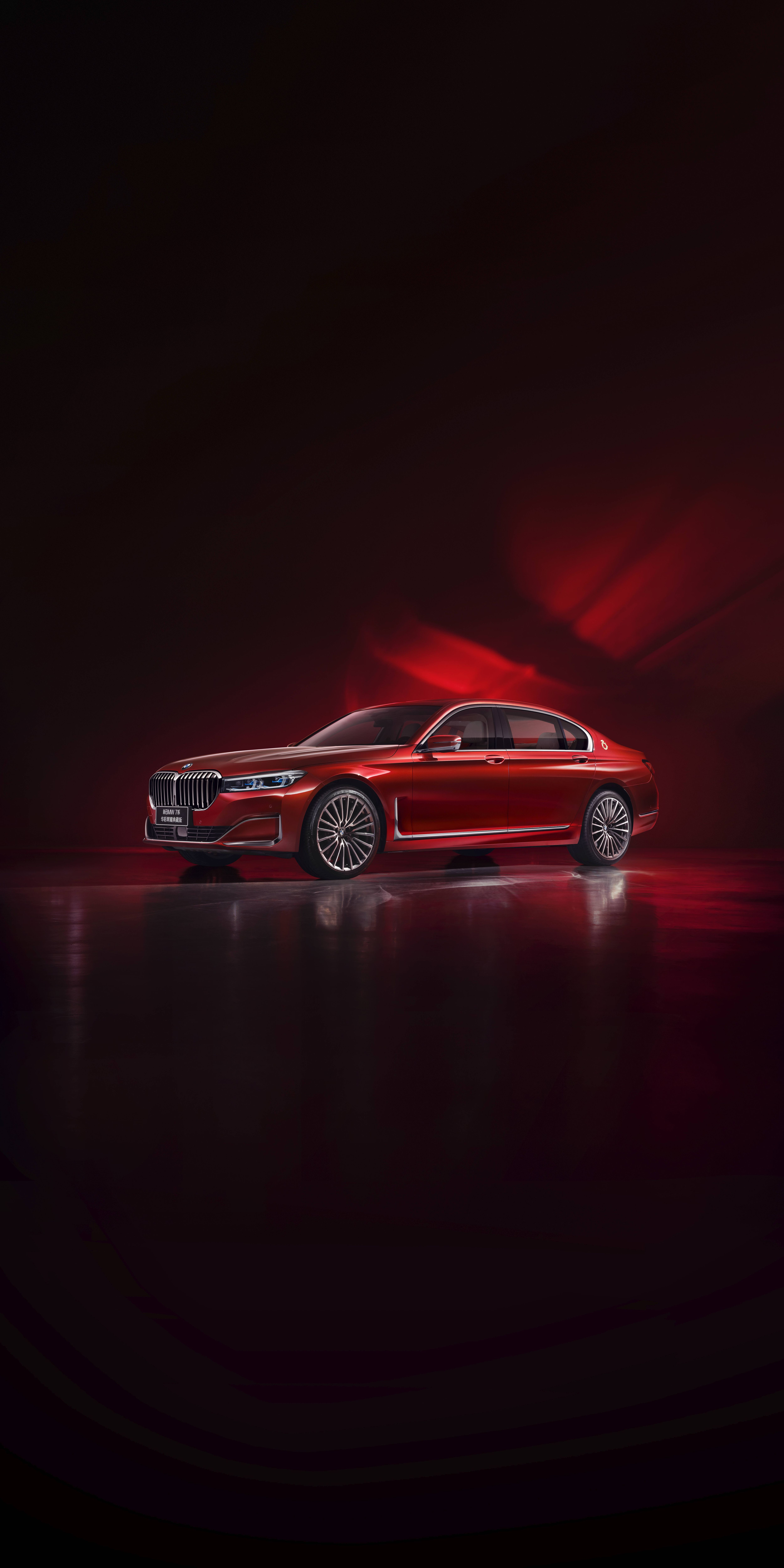 Determined to meet and bea. 2019 Bmw 7 Series Radiant Cadenza Immaculate Edition Bmw 7 Series Car Wallpapers Sports Cars Luxury