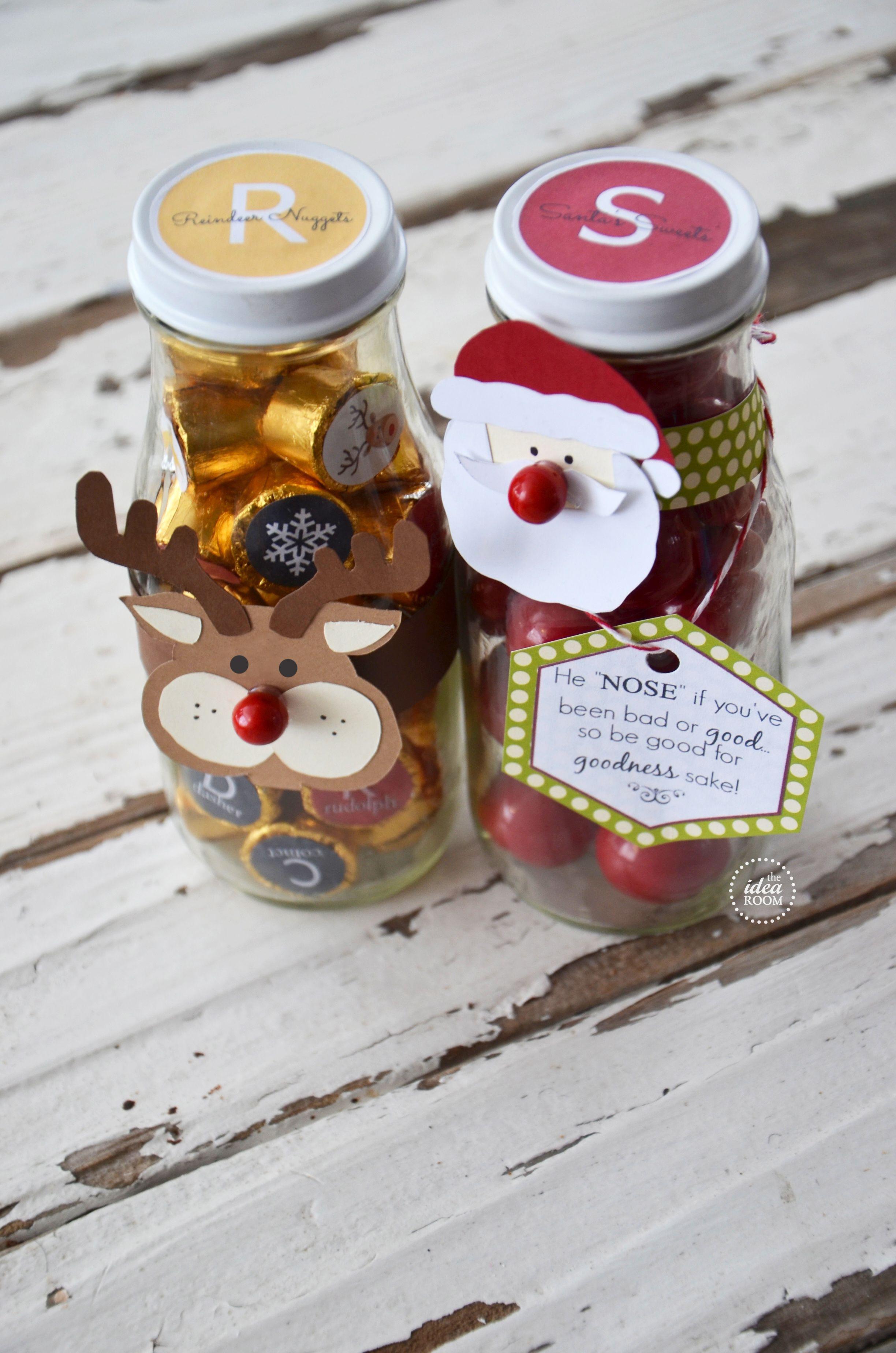 Christmas Candy Gift Christmas Christmas Candy Gifts Christmas