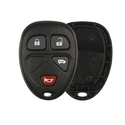 Keylessoption Case Keyless Entry Remote Car Key Fob Shell