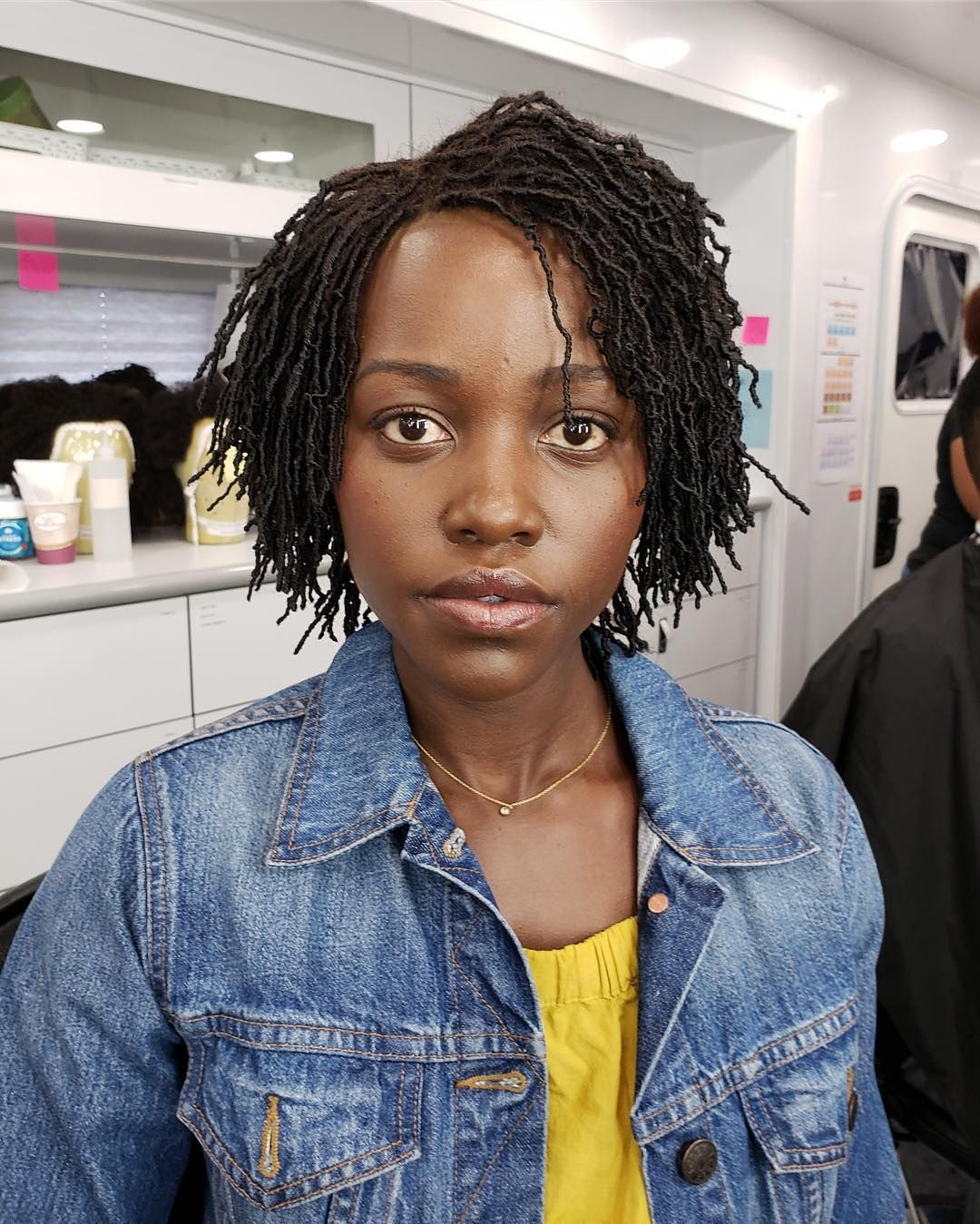 Lupita Nyong O On Instagram Before Us After Us We Re In Theaters Today Usmovie Bts Adelaideandred Camille Lupita Nyongo This Is Us Movie Black Women