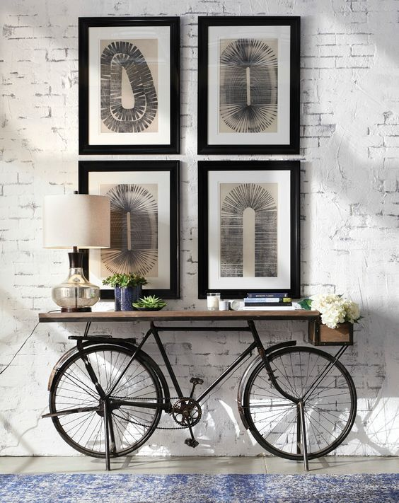 Photo of 5 incredibly creative ways to repurpose bikes (Daily Dream Decor)