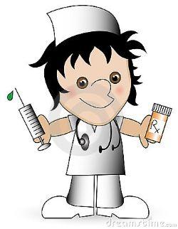 Elementary School Nurse  School Nurse Provides Health Education