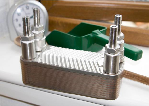 Heat Exchanger Heat exchanger, Water heating, Heat