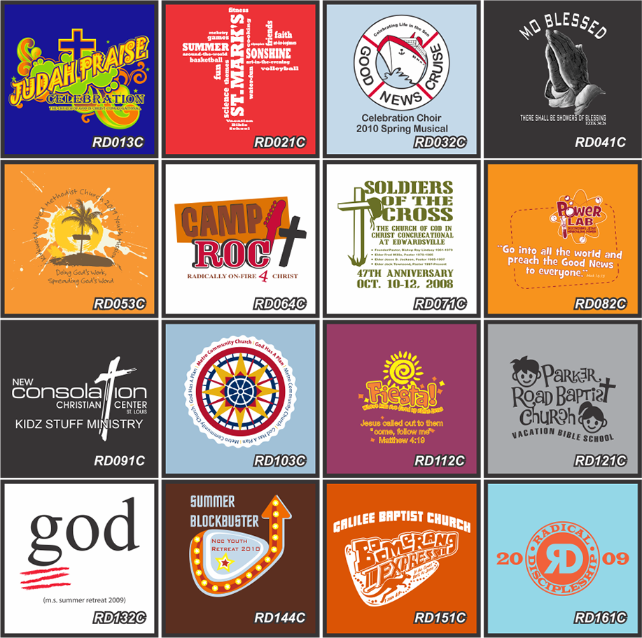 Finding new ideas for your church event or youth group shirts? STL ...