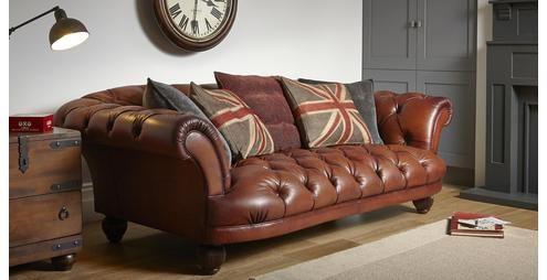 Large Sofa Oskar Dfs Dfs Leather Corner Sofa Large Sofa Leather Sofa