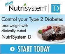"""""""The NutriSystem Diabetic Program is an easy-to-follow diet that is a healthy way of eating for people with Type II Diabetes. It's a complete diabetic meal plan that lets you easily control your calorie and carbohydrate intake to promote safe weight loss. """""""