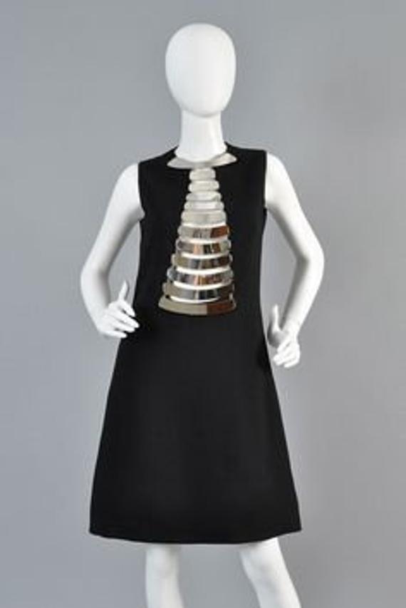 Vintage Designer Dress for Sale