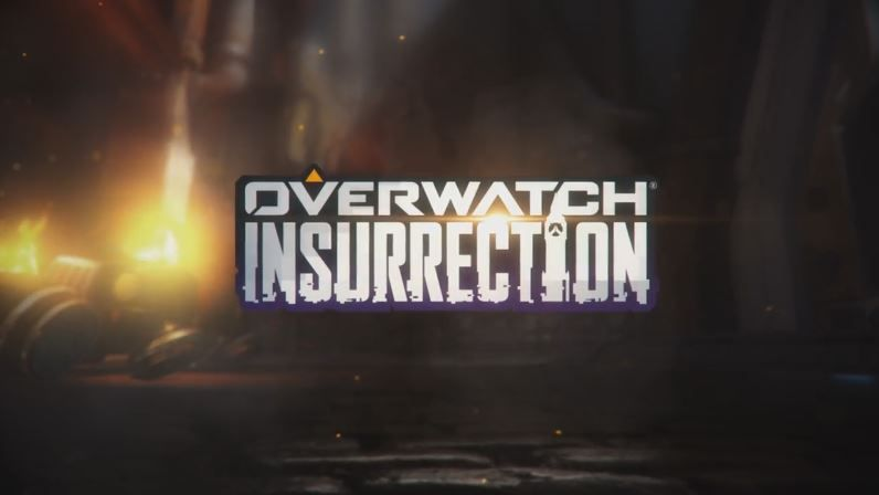 Overwatch Insurrection Starts April 11th!