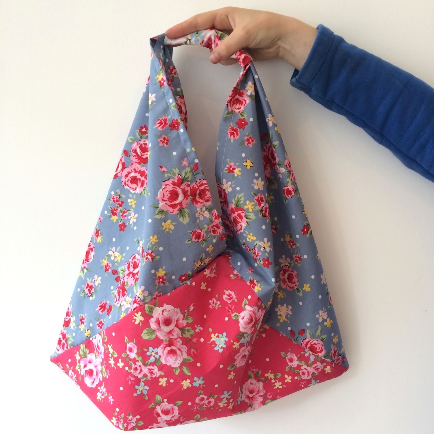 Crazy For Bento Bags Origami Bag Japanese Knot Bag Japanese Sewing Patterns