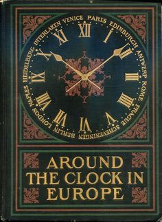 best covers for books tumblr clock - Buscar con Google