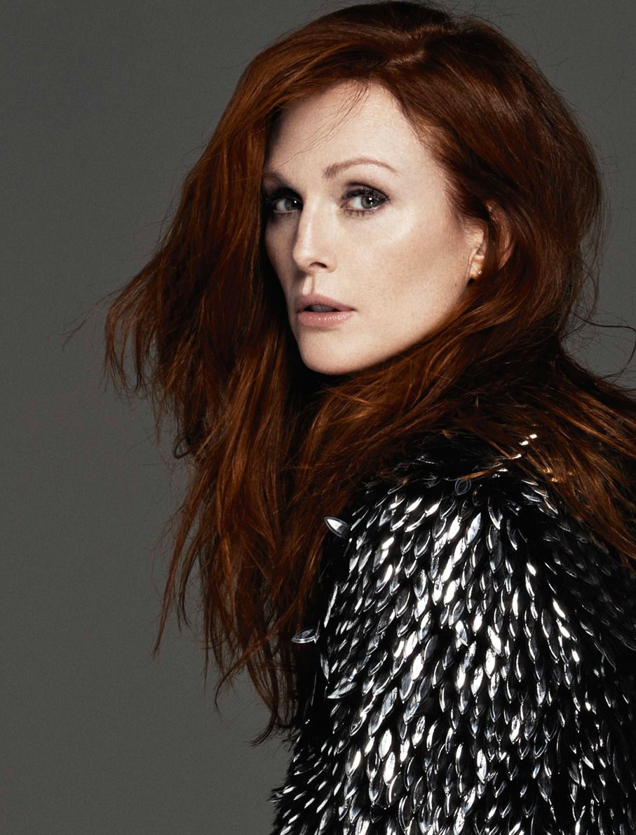 Julianne Moore La Quinqua Incandescente Hell Yeah Red Hair