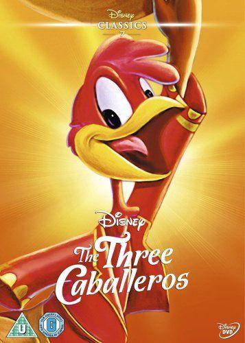 The Three Caballeros [DVD]