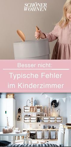Wohnfehler im Kinderzimmer #kinderzimmermädchen