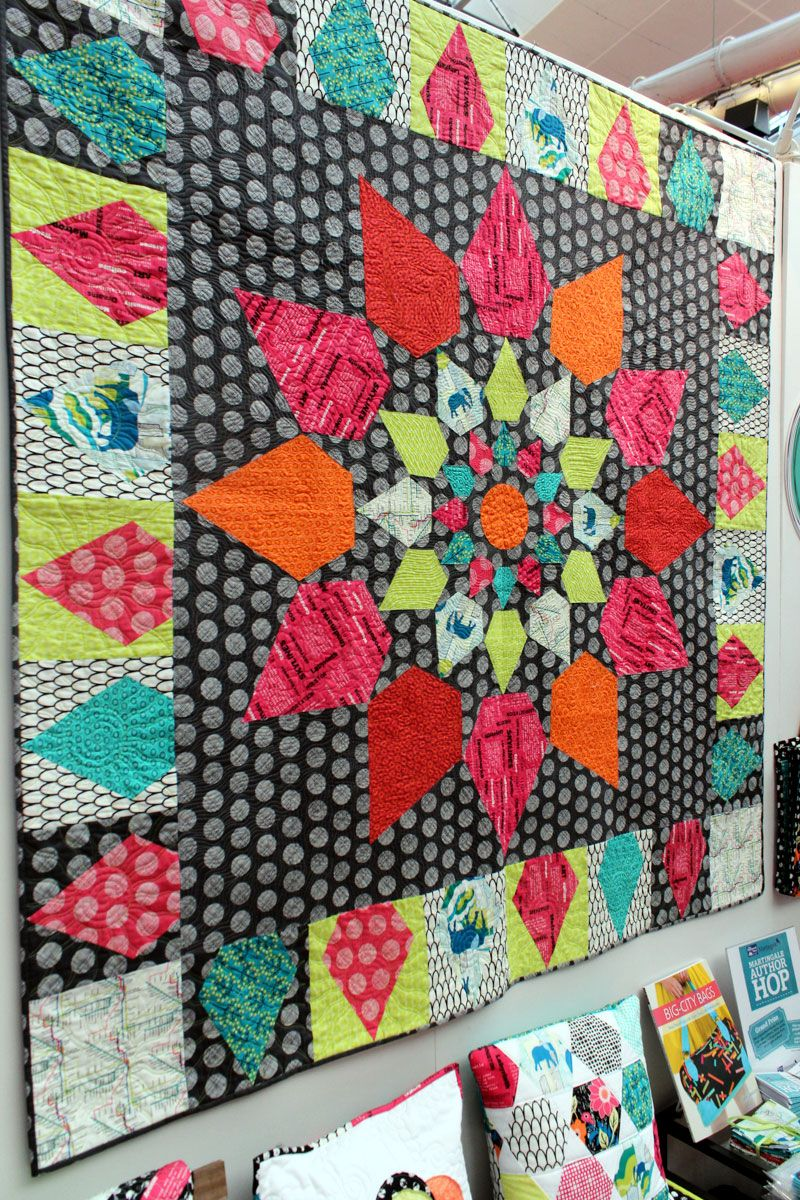 Pin Sue Davies Interesting Quilts