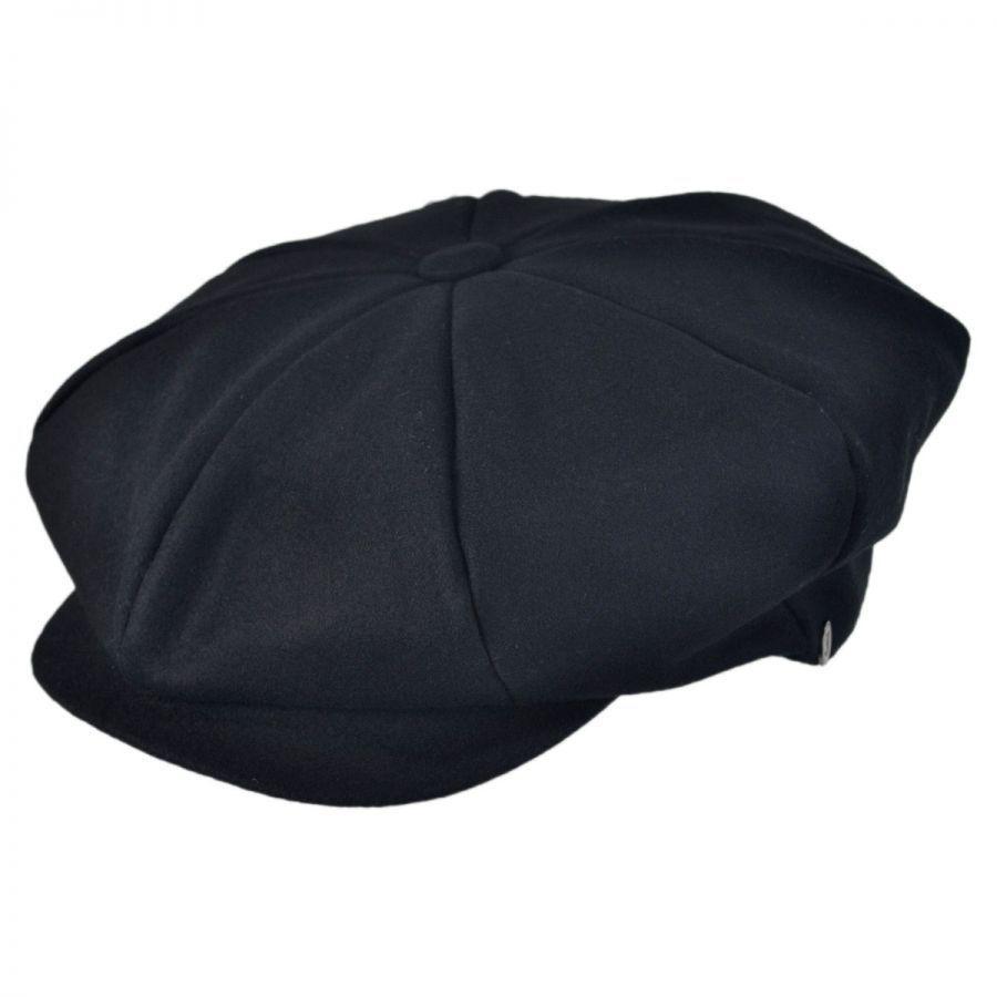 37c5262540e2b Wool Blend Solid Big Apple Cap