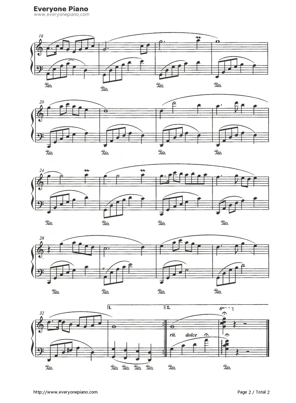 everyonepiano symphony