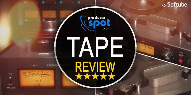 Review: Tape Saturation Plugin by Softube | Music Production SPOT