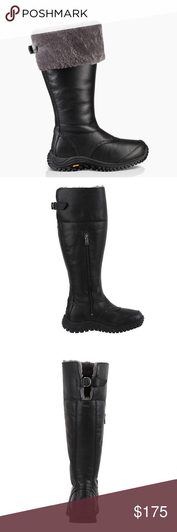Waterproof Miko Tall Snow Boots