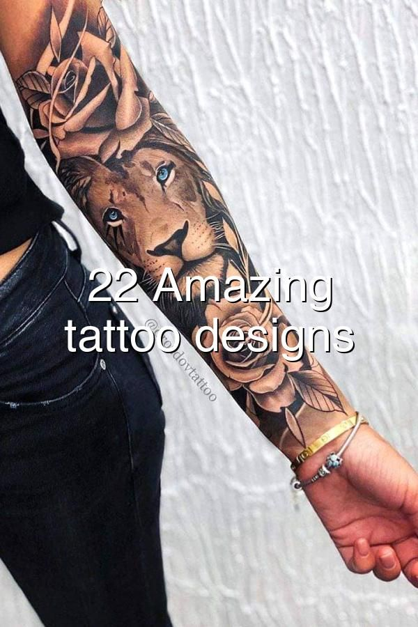 So if you love sleeve tattoos then here are the 22 amazing sleeve tattoos design ideas for women TattooArt TattooDesigns SleeveTattoo