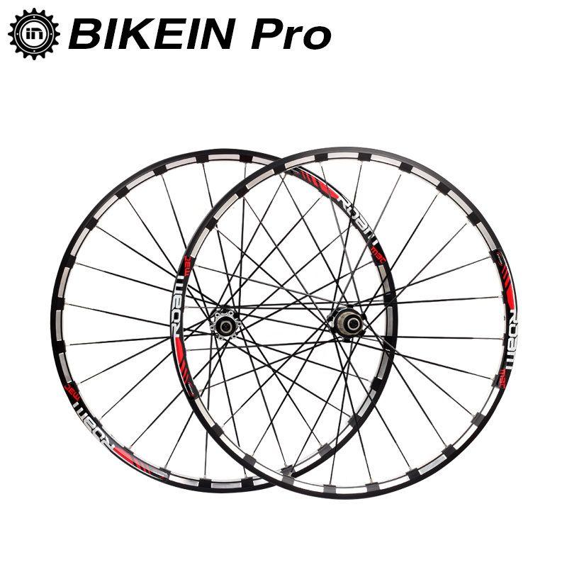 Bikein Mountain Bike 120 Sound 2 5 Bearings Japan Carbon Hub