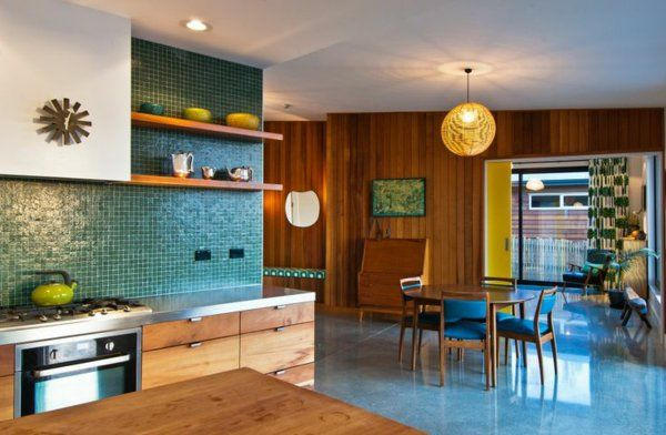 Wandfliesen für die Küche - - tolle Küchenausstattung Ideen Mid - Küche Einrichten Ideen