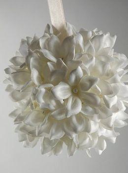 4 tissue paper pom poms 8 navy blue flower ball ball decorations pom poms flower ball decorations mightylinksfo