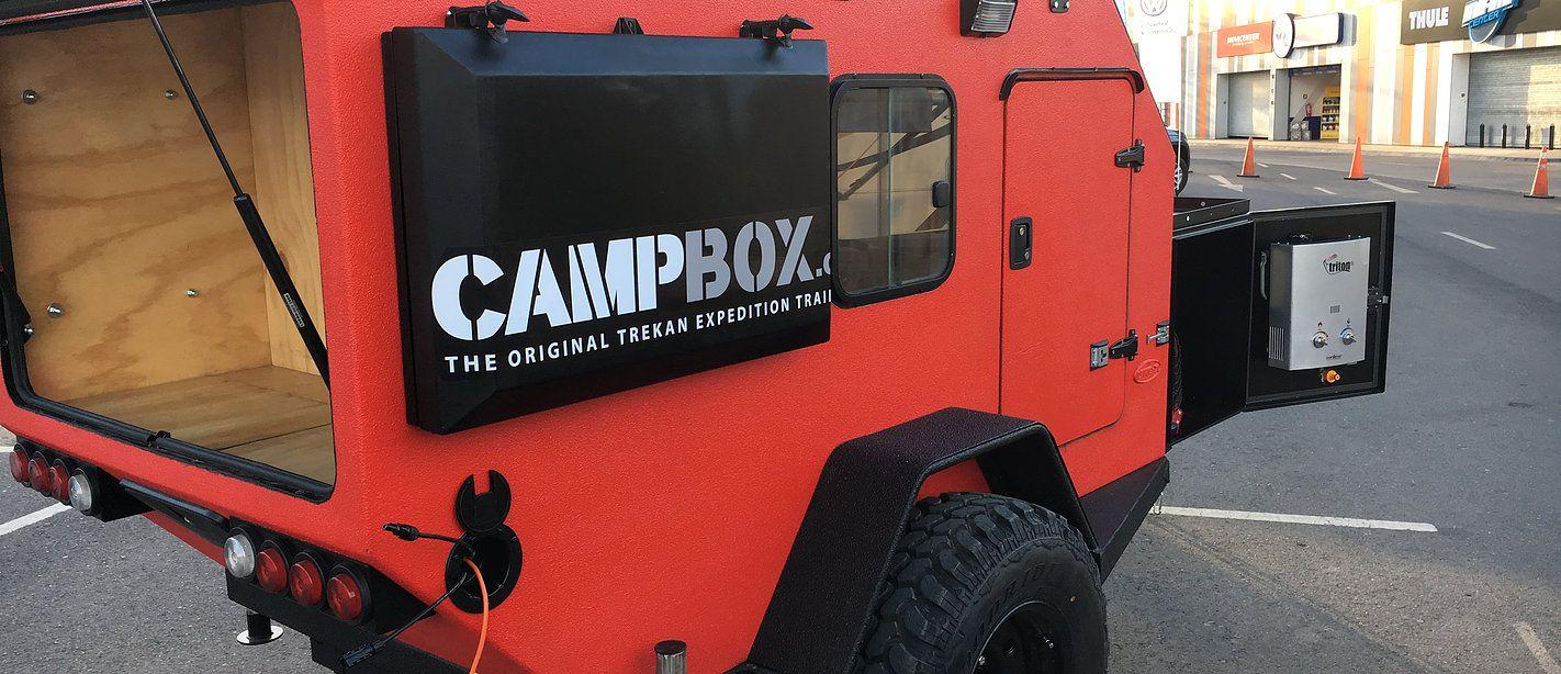 CampBox Chile - Off Road Camping Trailers (casas rodantes ...