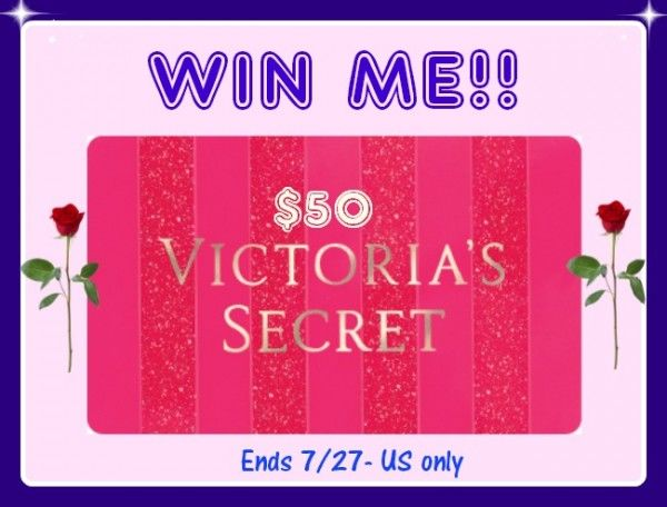 $50 Victoria\'s Secret Gift Card Giveaway | contests | Pinterest ...
