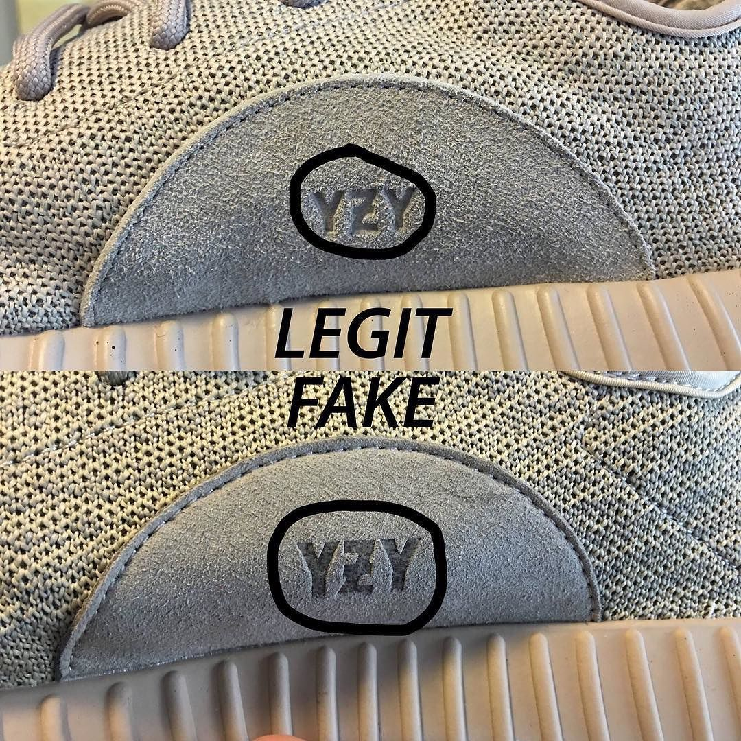 fd3ea776292 Yeezy 350 Oxford Tan Real vs Fake  keivan.o  YeezyTalkWorldwide by  yeezytalkworldwide