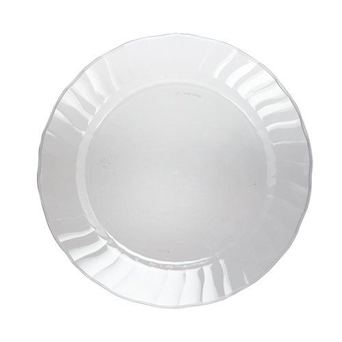 WNA Cut Crystal Heavyweight Clear Plastic Party Plates 70 Count WNA cut crystal heavyweight clear plastic in. Heavyweight plastic for easier serving.  sc 1 st  Pinterest : clear plastic tableware - pezcame.com
