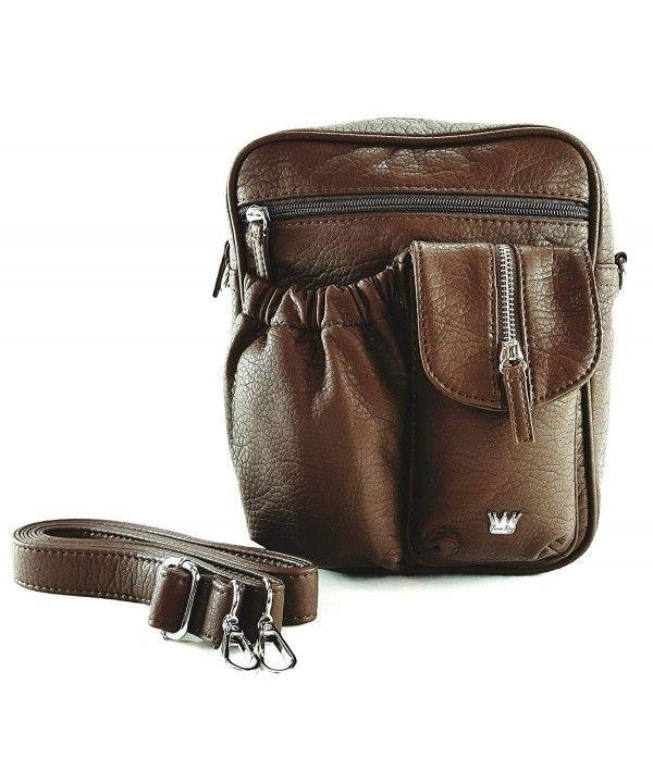 adf91297b2d8 Women's Bags, Crossbody Bags, Orchid Cross Body Bag - Brown - CW126WOW3OP # Women #Fashion #Bags #Handbags #Style #Crossbody Bags