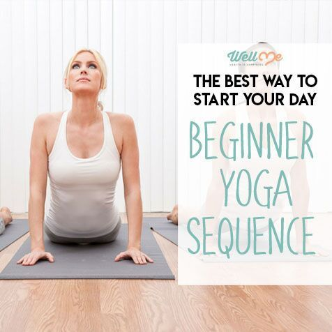 this beginner yoga sequence is the best way to start your