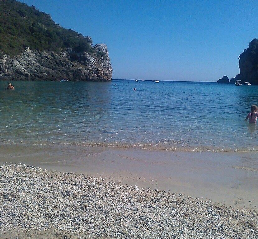 Palaiokastritsa,Corfu