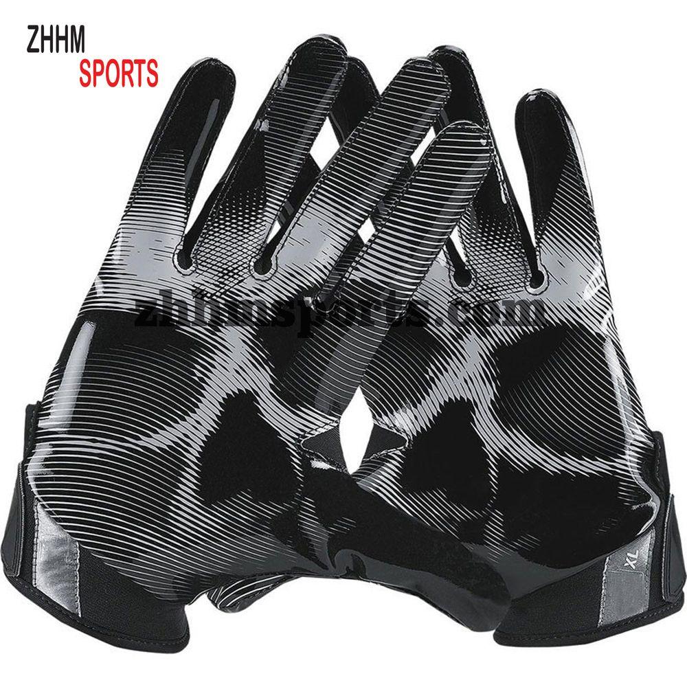 American football gloves nike luvas de futebol futebol