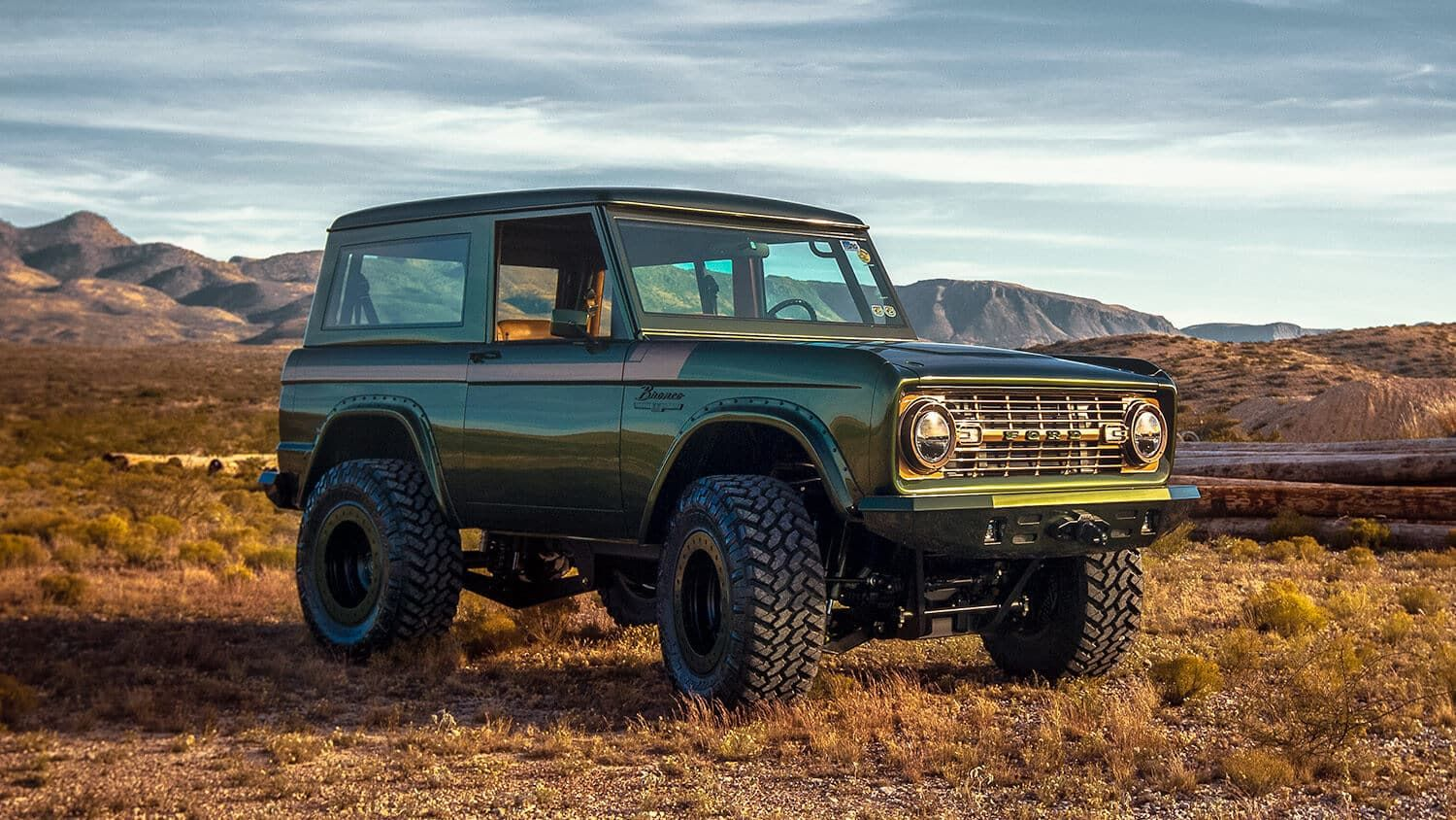 1972 Classic Ford Bronco Restomod in 2020 Ford bronco