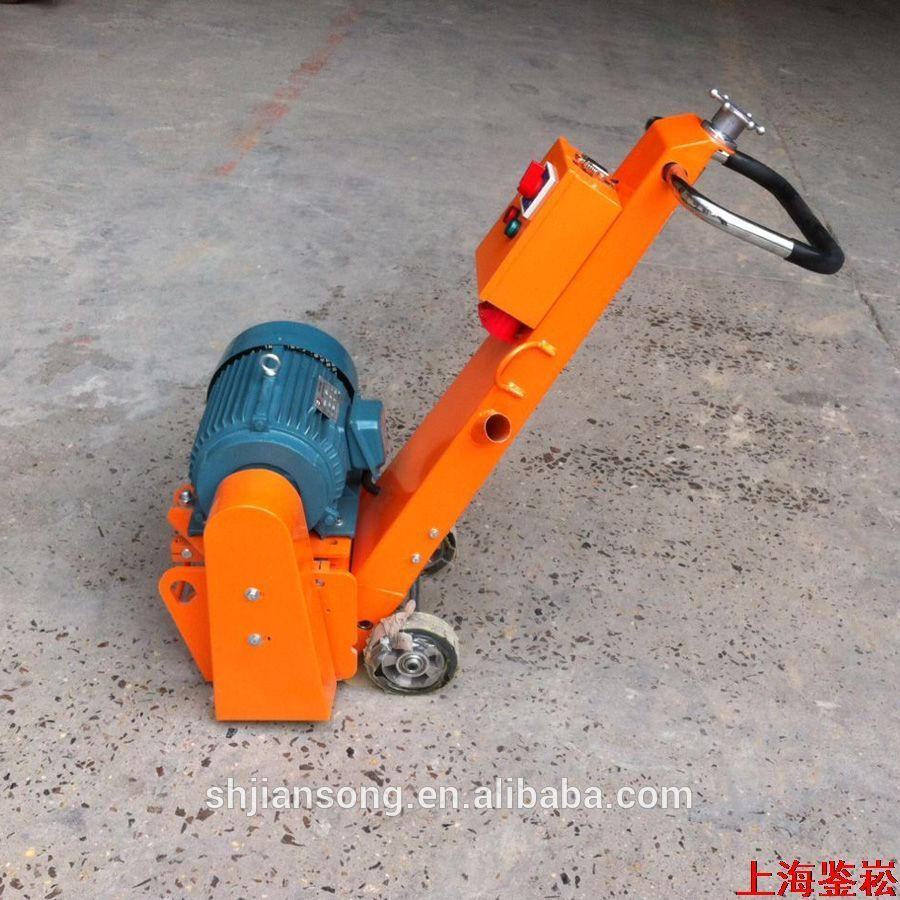 JS250 China Manufacture highly efficient floor scarifier