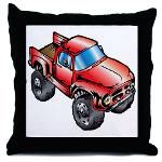 We have lots of classic ford truck clothes and accessories. Buy this pillow @ http://www.cafepress.com/offroadstyles/12181919