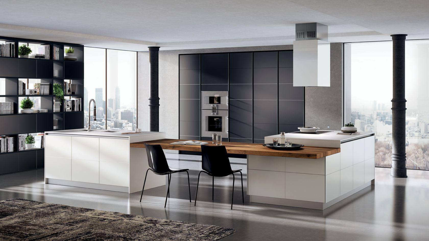 Einbauküche Tetrix | Offizielle Scavolini Website | Ideas - Home and ...