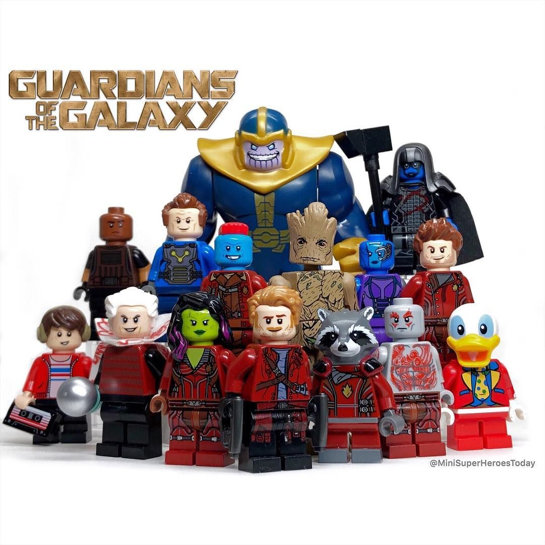 What Motion pictures Are In Lego Marvel Avengers