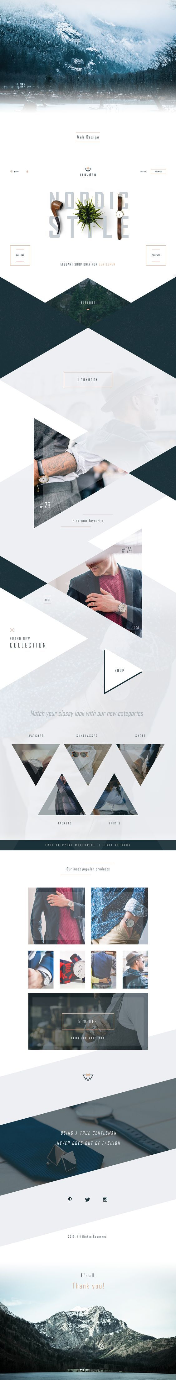 Fashion exclusive watch #webdesign #design #inspiration #layout idea