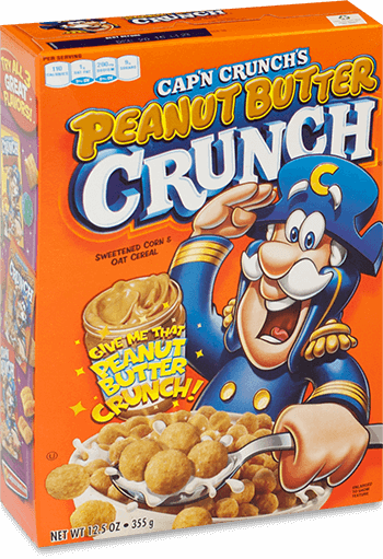 Breakfast Is Much Better With These 14 Vegan Cereal Options Peanut Butter Crunch Capn Crunch Crunch Cereal