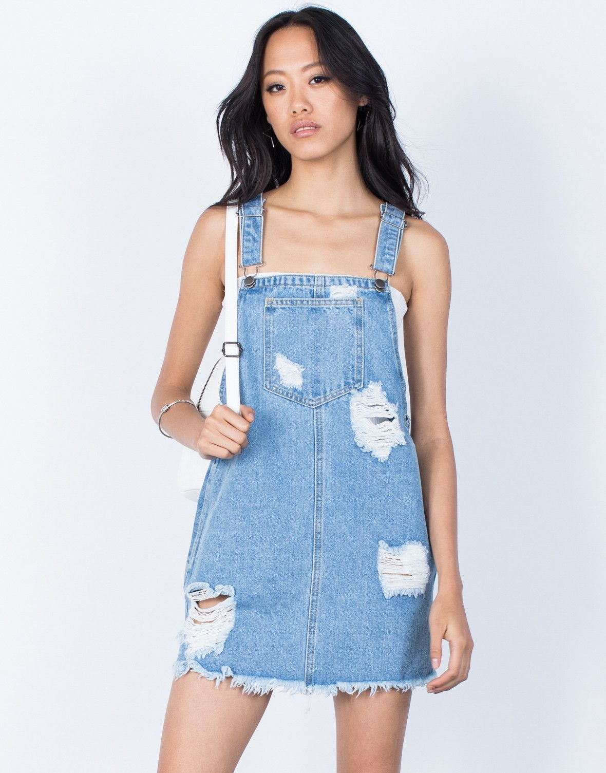 970518bfd9 Bailey Denim Overall Dress in 2019 | 2020AVE Best Sellers | Denim ...