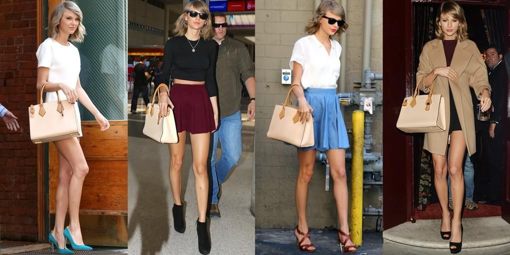 Found: Taylor Swift's Go-To Day Bag http://bit.ly/1DtE7jt